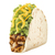 TACO BELL, Soft Taco with chicken (1 item)