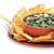 Spinach Artichoke Dip with Chips