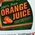 Orange Juice Medium Pulp