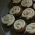 Pumpkin ginger cupcake with cream cheese frosting