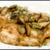 Chicken with Artichokes and Mushrooms in White Wine Sauce