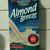 Almond Milk Unsweetened (Net Carbs)