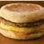Breakfast Sandwich (Sausage Egg on English Muffin)