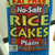 Rice Cakes: Fat Free No Salt Plain