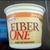 Fiber One Yogurt - Peach