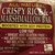 Crispy Rice Marshmallow Bar with Soy Protein