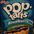 Unfrosted Blueberry Pop Tarts