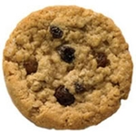 oatmeal raisin cookie tim horton tipoule calories and. Black Bedroom Furniture Sets. Home Design Ideas