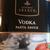 Safeway Select Vodka Pasta Sauce
