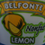 Belfonte Lemon Nonfat Yogurt