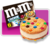 M+M Ice Cream Sandwich
