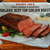 Beef Top Sirloin Roast, Organic, Fully Cooked