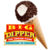 Big Dipper Cookies 'n Cream Ice Cream Cone