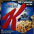 Special K Bar - Blueberry