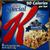 Special K Bar - Blueberry