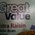 Extra Raisin Bran