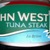 Tuna steak in brine John West