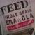 Cranberry Coconut Whole Grain Granola