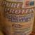 Vanilla Cream Whey Protein