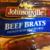 Smoked Beef Bratwurst