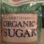 Pure Cane Organic Sugar