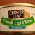 Clover Leaf Chunk Light Tuna in water - 120 gm drained