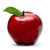 Red Delicious Apple (Medium)