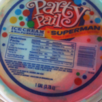 Superman Ice Cream Calories and Nutrition Facts - DailyBurn Tracker