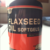 Flaxseed Oil Softgels