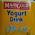 Non Fat Mango Yogurt Drink
