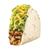 Taco Bell Soft Chicken Taco