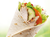 Grilled Chicken Salad Wrap