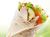 Grilled Chicken Salad Wrap