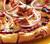 CPK Original BBQ Chicken Pizza (whole wheat crust)