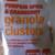 Pumkin Spice Cranberry Granola