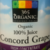 365 Organic Grape Juice