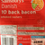 Sainsburys Danish Back Bacon 10 Pk