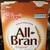 Kellogg's All Bran With Semi Skimmed Milk
