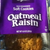 Wegmans Soft Cookies Oatmeal Raisin