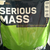 Serious Mass - Vanilla - With Low Fat Milk