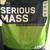 Serious Mass - Vanilla - Low Fat Milk