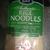 rice noodles gluten free