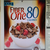 Fiber One Chocolate Cereal (Net Carbs)