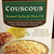 Couscous Roasted Garlic Olive Oil
