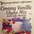 Creamy Vanilla Shake Mix