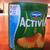 Activia Peach Yogurt
