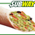 Subway Wrap 77