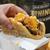 Waffle Taco - Sausage