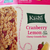 Cranberry Lemon Granola Bars