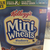 Kellog's Frosted Mini Wheats Blueberry